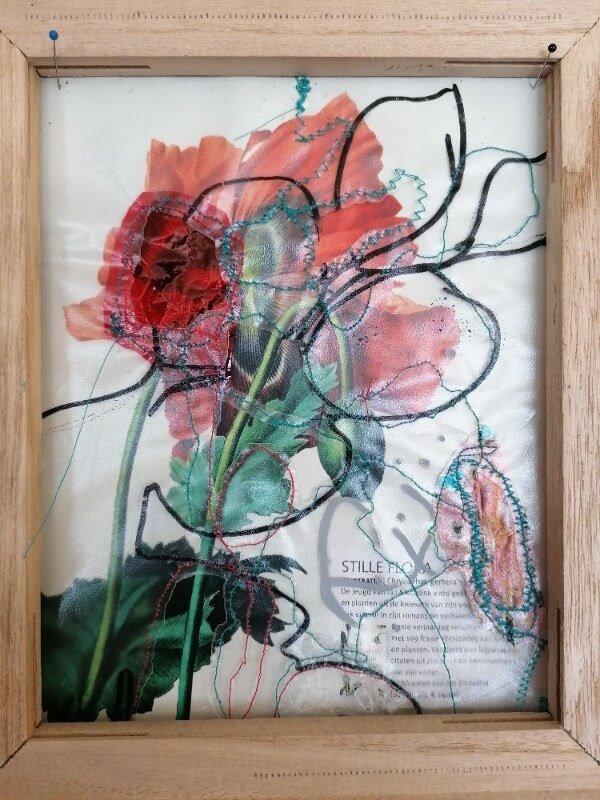 Collage Botania proef